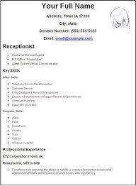 How To Make Resume Template Create A Resume Template How To Create A Resume In Microsoft Word