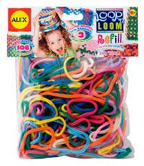 ALEX Toys Craft Loop N Loom Refill Loops - Walmart.com - Walmart.com