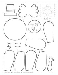 Beautiful Thanksgiving Coloring Pages For Preschoolers And Free