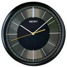 seiko qxa612klh modern wall clock