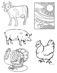 Small Picture Meat And Fish Coloring Pages Coloring Coloring Pages