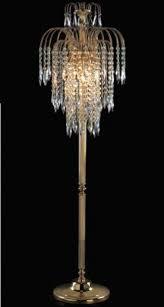 lifetime standing chandelier floor lamp free canada full size