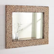 mirror frame. DIY Creative Mirror Frame Designs