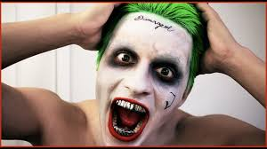 best joker makeup tutorial from squad jared leto halloween vlog