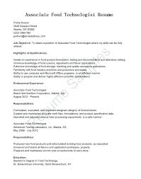 Quality Assurance Resume Food Quality Assurance Resume Awesome ...