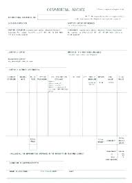Sample Packing Slip Form Commercial Packing List Template Invoice Form And Format In