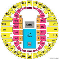 Scope Arena Tickets And Scope Arena Seating Chart Buy