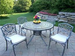 black metal patio table black iron patio re or on expanded metal outdoor