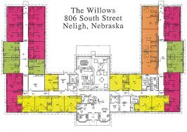 Central Vancouver WA Senior Living Floor PlansAssisted Living Floor Plan