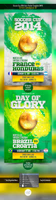 best soccer world cup psd flyer templates soccer cup 2014 flyer template