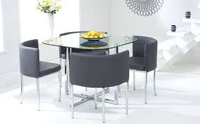 round glass top dining table sets glass dining furniture glass dining table sets furniture glass top