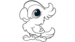 Pictures Of Baby Animals To Color Best Coloring Pages 2018