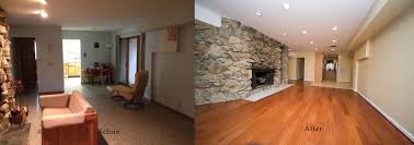 basement remodels before and after. Basement Remodel Columbia, MD Remodels Before And After