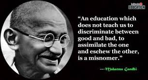 Famous Gandhi Quotes Classy Mahatma Gandhi's 448th Death Anniversary 48 Famous Quotes On