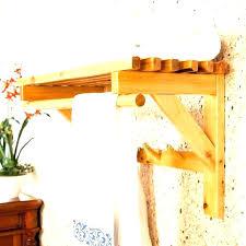wood towel shelf wooden towel rack towel shelves sumptuous wooden bathroom towel rack shelf double wood wood towel shelf image of bathroom