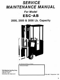 original illustrated factory workshop service manual for yale Yale Electric Pallet Jack Parts Yale Mpb040 E Wiring Diagram explore circuit diagram, high quality images, and more!