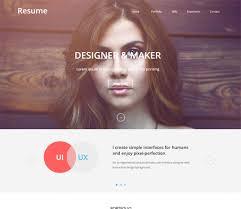 Web resume writer v    Main