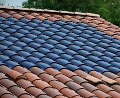 the most common alternative energy sources solar shingles