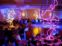By Design Event Decor NonFloral Centerpieces Eggsotic Events 3
