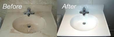 refinish bathroom sinks refinishing bathroom sink refinish bathroom sink and countertop refinish bathroom sink counter