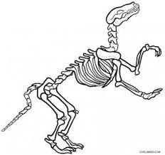 Dinosaur Bones Coloring Pages Coloring Pages Dinosaur Coloring
