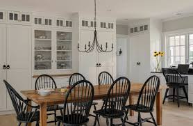 wood simple farmhouse dining table