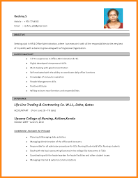 5 Biodata Format In Word Action Plan Template