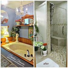 Timeless Treasures Master Bath Remodel Before And AfterPart - Bathroom remodel before and after pictures