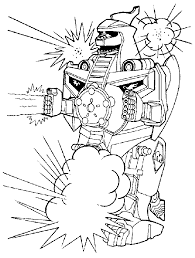 Power Rangers Coloring Pages Get Coloring Pages