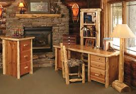 Rustic Home fice Furniture Rustic Furniture Depot Home