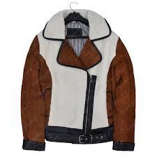 half zip biker jacket zoom women