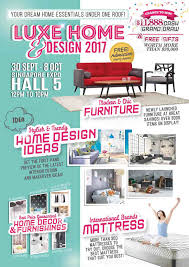 Small Picture 30 Sep 8 Oct 2017 Luxe Home Design 2017 at Singapore Expo SG