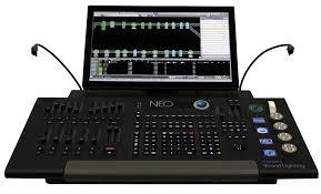 Strand Lighting Strand Neo Lighting Control Console Parlights Inc