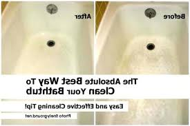 how to clean tub with bleach marvelous best way to clean bathtub designs stupendous clean bathtub how to clean tub