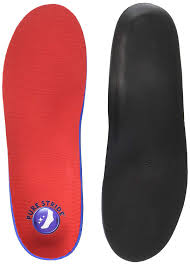 Pure Stride Foot Orthotics Insoles For Plantar Fasciitis Metatarsal And Heel Spurs Arch Support Insoles Full Length M 7 7 5 W 9 9 5