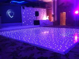 Hot Item Irregular Led Starlit Dance Floor For Wedding Party