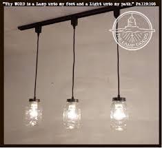 walpaper pendant track lighting. Mason Jar Track Lighting Pendant Trio New Quart The Lamp Goods HD Walpaper