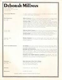 Resume Paper Will A Graphic Resume Get You The Job The Experts Respond 51