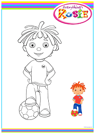 Cbeebies Games Colouring Pages Page 2 Within Coloring Games Forlll