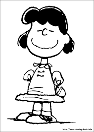 Small Picture A Charlie Brown Image Gallery For Website Peanuts Coloring Pages