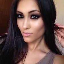 6 tips de maquillaje para con pelo dark eye makeupmakeup for brown eyesblack smokey