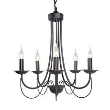black chandelier lighting photo 5. Small Chandeliers 5-light Chandelier Lighting Transitional Living Room Black Ceiling Light Photo 5