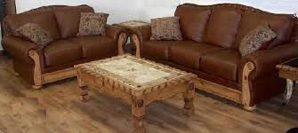 Cozy Lone Star Rustic Furniture Collection