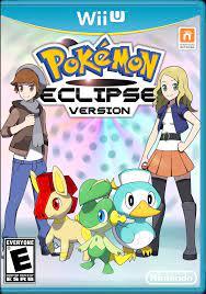 Pokemon Eclipse Version for Wii U by OrdinLegends on DeviantArt