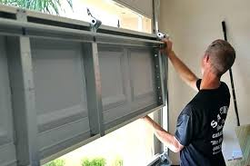 garage door panel repair garage door section replacement garage door panel repair in winter haven fl garage door panel repair