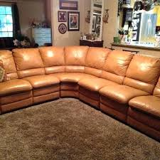 camel color leather couch find more gorgeous all sectional from star furniture awesome colored home pictures caramel leather couch