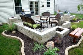 diy outdoor patio furniture ideas. outdoor patio designs miami diy backyard stone paver tutorial furniture ideas on a budget images