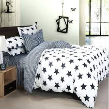 black bedding queen black star and white queen size funky teen bedding black bear queen sheet