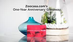 celebrate zoocasa s 1st birthday and win a 150 homesense gift card