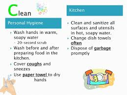 Kitchen Hygiene Rules Kitchen Hygiene Rules Tirevi Fontanacountryinn Com